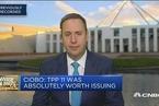 澳大利亚贸易部部长:加征关税对任何人都没好处