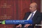 """高盛CEO贝兰克梵:""""以牙还牙""""的谈判策略是""""疯狂之举"""""""