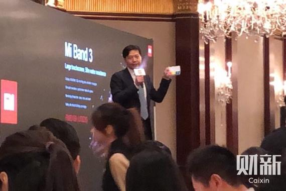 小米IPO香港路演 雷军笑谈估值逻辑