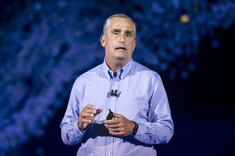 英特尔CEO辞职 称因与员工有亲密关系