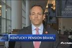 """美国肯塔基州州长:欧盟对波旁酒收关税是""""抢钱"""""""