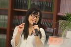 诗人余秀华首部散文集《无端欢喜?#32602;?#20889;诗是激情,写散文是思考