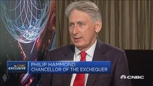 英国财政大臣:希望避免贸易战全面爆发