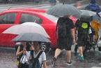 山东遭强降雨袭击 全省发暴雨红色预警