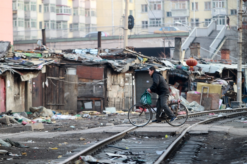China's shantytown redevelopment projects were intended to revitalize its cities, but have now become a source of worry over hidden local government debt and rising property prices.