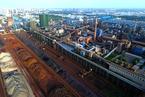沙钢股份:公司位于淮安 与沙钢集团环境问题无关