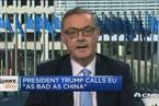 欧盟驻美大使:说欧盟在贸易上对美不利 我不赞同