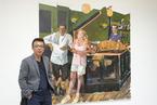 画家刘小东出版摄影集《眼前往事》