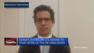 布鲁金斯学会:达成贸易协定是美国取胜的关键