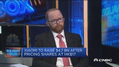 小米IPO价定17港元 市场情绪为何转凉?