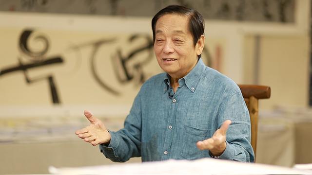 韩美林:我把荣誉看得很淡