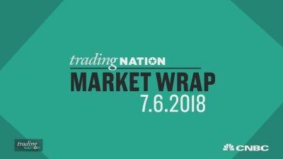 强劲非农抵消中美贸易战忧虑 美股周五收高