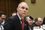 美国环保局局长辞职 曾推翻奥巴马清洁能源计划