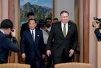 """""""金特会""""后首次谈判显阴霾 朝鲜称遗憾美国仍乐观"""