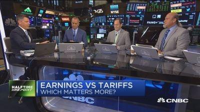 美股财报季到来 盈利与关税谁对市场影响更大?