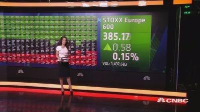 国际股市:投资者关注点转向企业财报 欧股周二高开