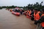 四川多地降大暴雨 启动Ⅱ级防汛应急响应