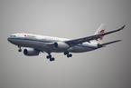 国航副驾驶过烟瘾 操作失误致航班遇险