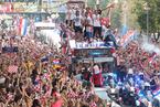 克罗地亚的苦涩荣耀:在这里,足球就是政治