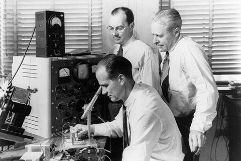 核心技术何来?硅谷奠基人之一肖克莱的创新实践