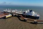 北极液化天然气项目出口中国首船抵达