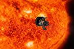 美国将发射太阳探测器  飞入日冕层考察太阳