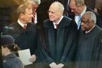 国际主义路线成就肯尼迪进入伟大法官之列