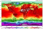 环球同此凉热 上半年跻身史上第四热