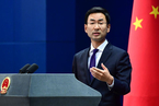 外交部:祝贺洪森赢得柬埔寨大选 回应选举公平性质疑