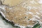 研究:青藏高原地震带与印度洋板块四碎片相关