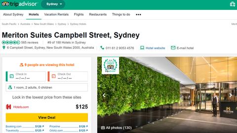 阻挠顾客差评 澳大利亚酒店被罚300万澳元