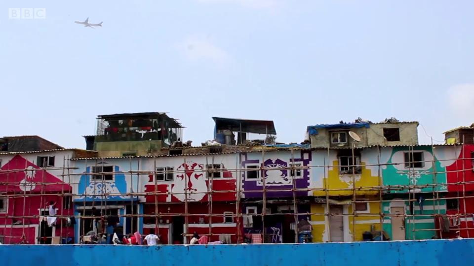 印度孟买贫民窟改造之路