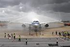 国航加码上海市场 首架A350投入运营