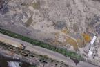 内蒙古一工业园强酸高毒性渗漏液外流