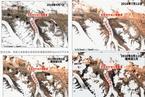 南疆持续高温 昆仑山冰湖溃决下泄