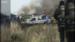 墨西哥坠机生还人员拍下惊险一幕