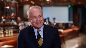 【财新时间】星巴克CEO约翰逊:有信心在中国继续扩张