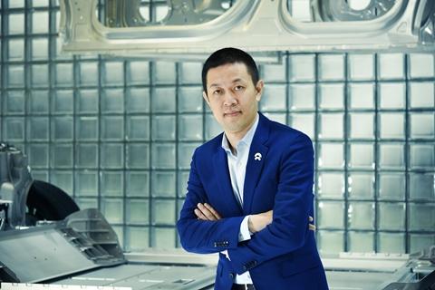 长安蔚来设合资公司 李斌任董事长