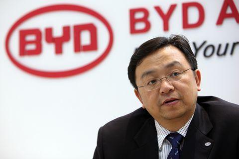 王传福:市场最多给造车新势力一次机会