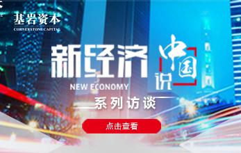 """""""新经济 中国说""""系列访谈"""
