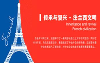 传承与复兴·法兰西文明