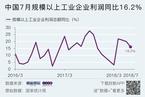 7月工业企业利润同比增长16.2% 二季度以来最低
