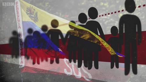委内瑞拉难民危机