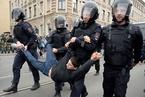 俄罗斯延迟退休方案引持续抗议 普京支持率下滑