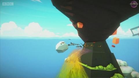 在水上乐园也能玩VR吗?