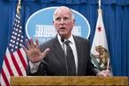 """美国加州州长布朗:""""贸易战只是暂时的问题"""""""