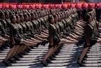 天眼 朝鲜大阅兵