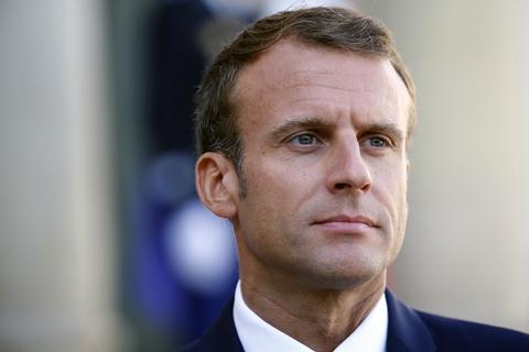 """马克龙力推""""气候外交"""" 共商巴黎协定细则将成中法外交重点"""