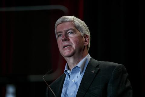 密歇根州长:美国制造业有赖于开放贸易
