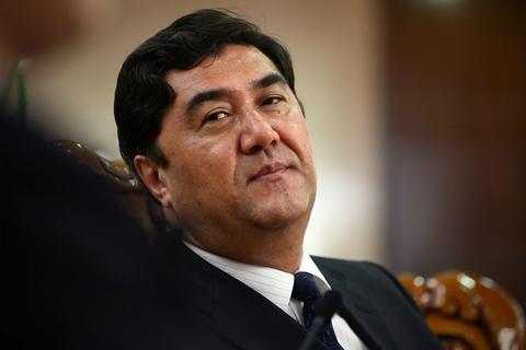 国家能源局长努尔·白克力被查 曾任新疆自治区主席七年